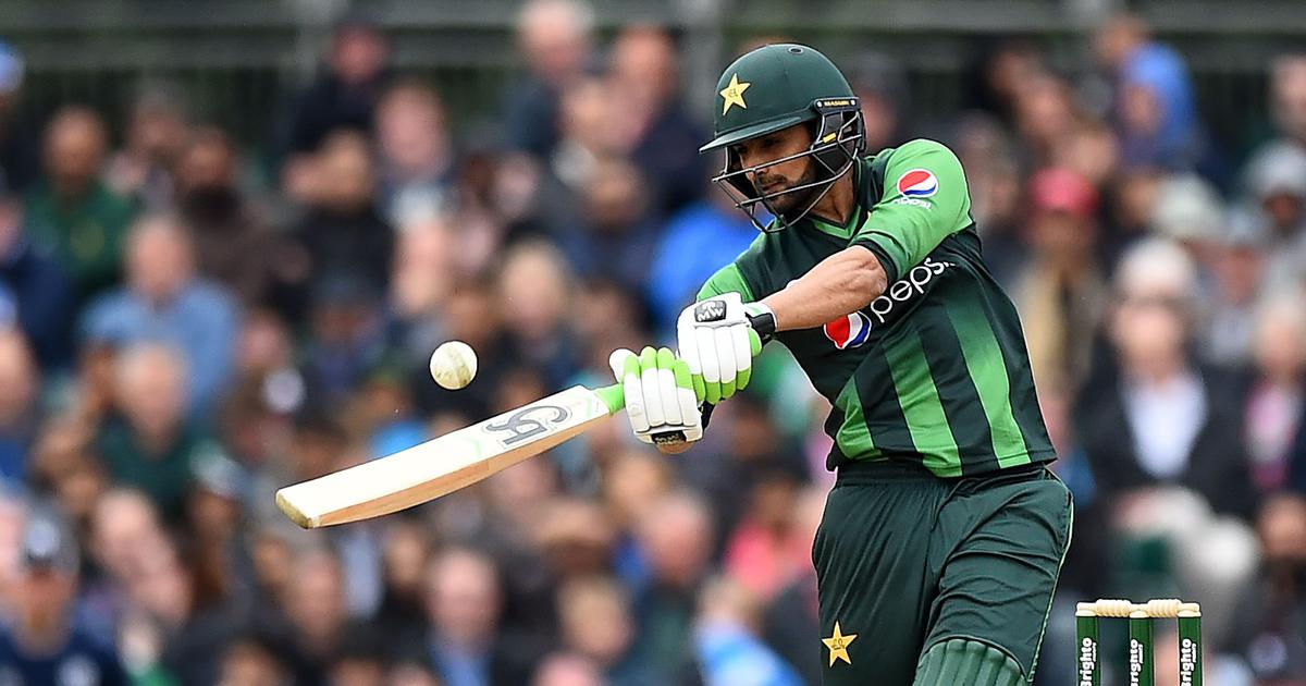Pakistan thrash Scotland by 84 runs in 2nd T20I to sweep series