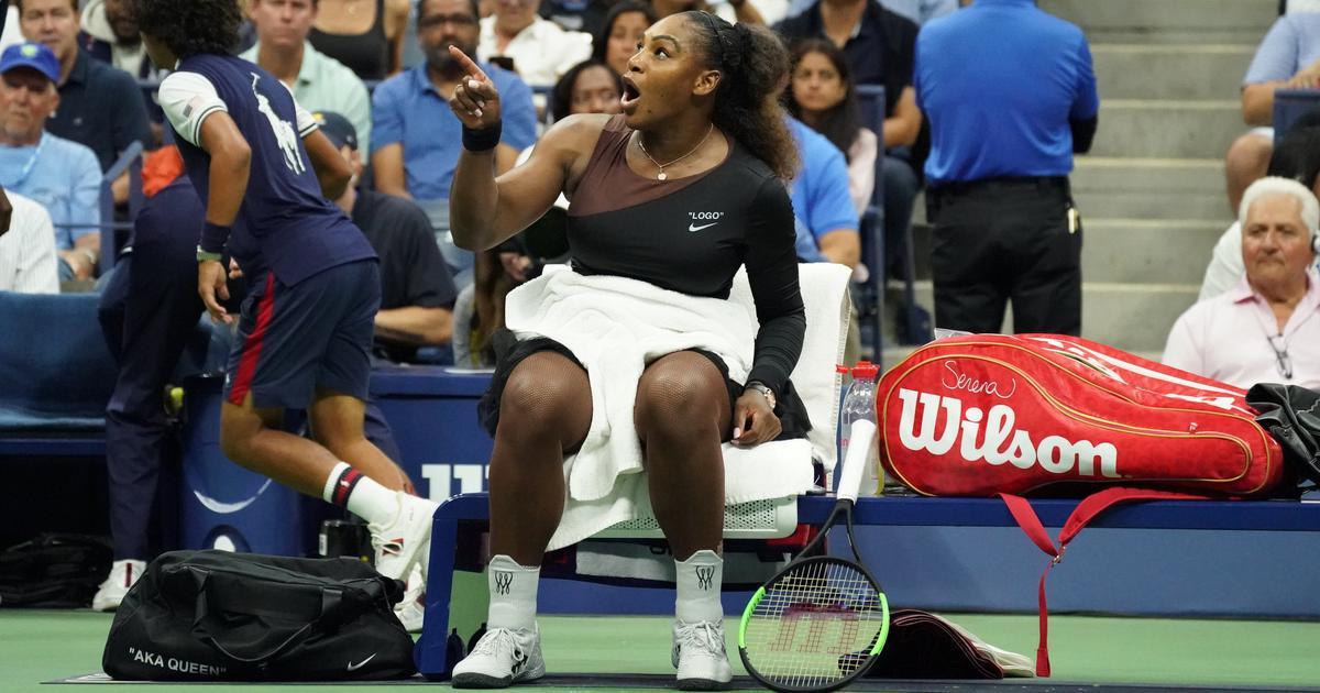 Serena Williams controversy: Are sportswomen seen as women first, athletes second?