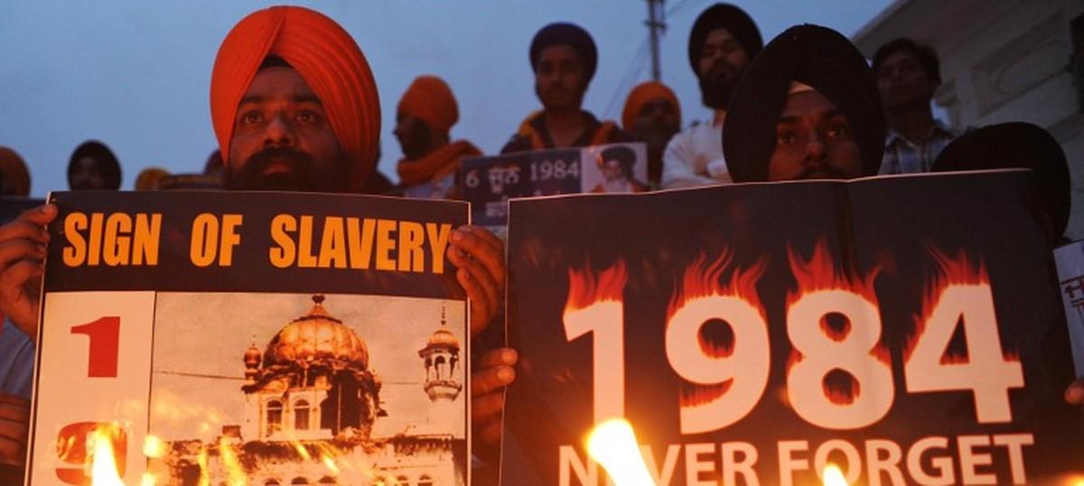 Ontario passes motion describing 1984 anti-Sikh riots as 'genocide', India dismisses move
