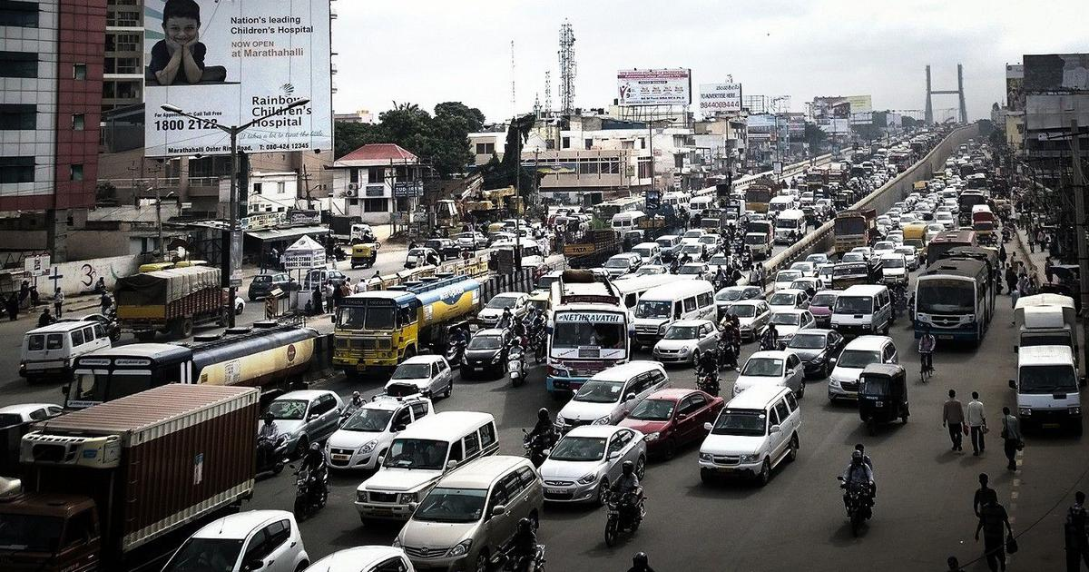 Why Bengaluru's big-budget elevated corridor project may not solve the city's traffic woes