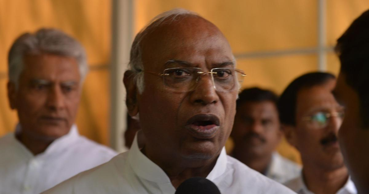 The big news: Mallikarjun Kharge moves top court in support of CBI chief, and nine other top stories