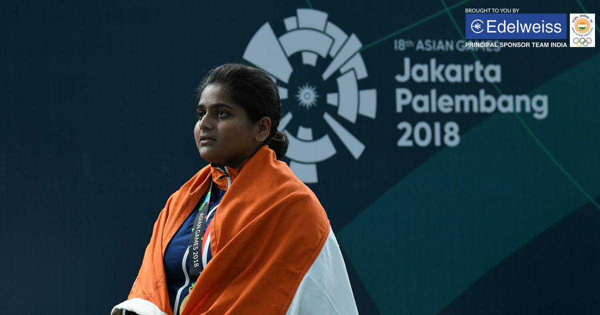 एशियाई खेल 2018 : शूटर राही सर्नोबत ने स्वर्णिम इतिहास रचा, वुशू में भारत ने चार कांस्य जीते