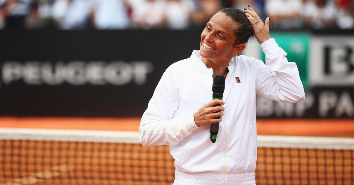 Italian Open: Vinci bids farewell to professional tennis, Djokovic wins in straight sets