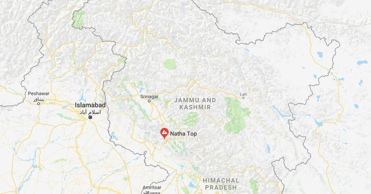 Kashmir: IAF helicopter crash-lands in Natha Top, all people on board safe