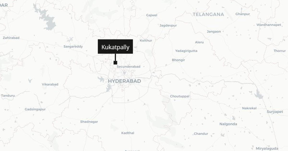 Hyderabad: Two schoolgirls killed after roof of a stage caves in