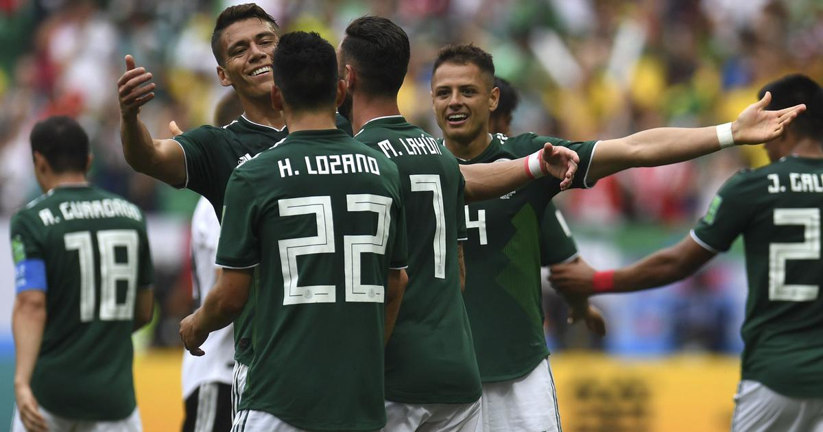 Mexico knocked out of World Cup by Neymar and Brazil