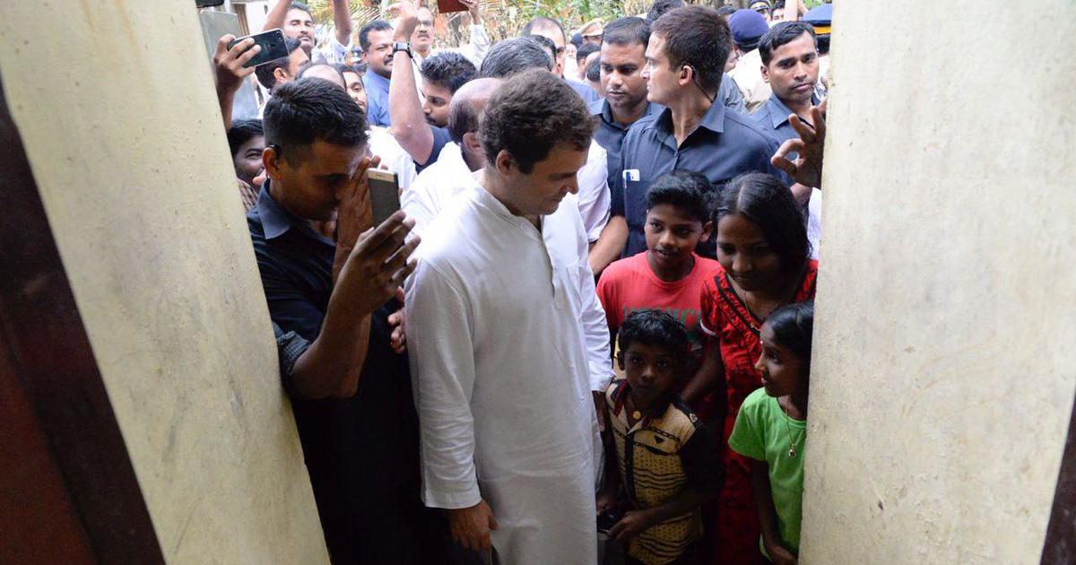 Centre should extend more support to Kerala, owes it to the people, says Rahul Gandhi