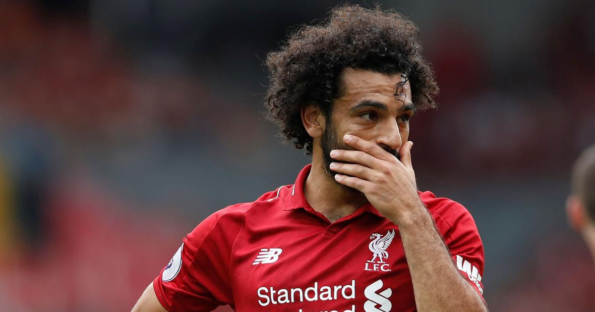 Liverpool report Salah to police for allegedly using mobile while driving, faces £1000 fine