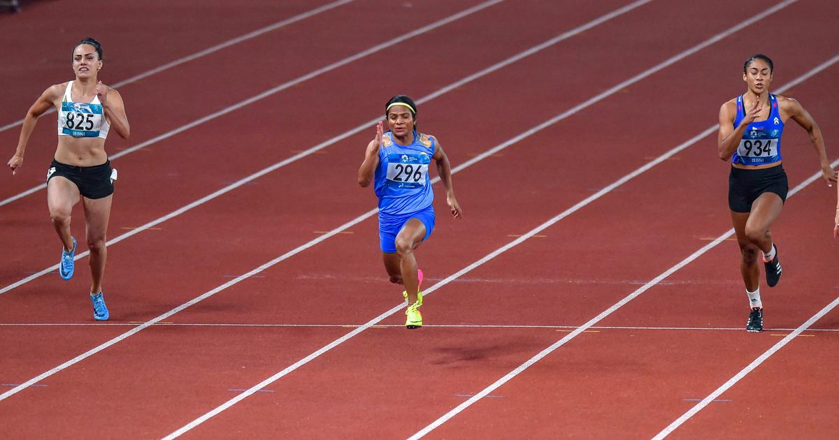 Athletics Federation of India confirm Dutee Chand selected in Indian team for World Championships