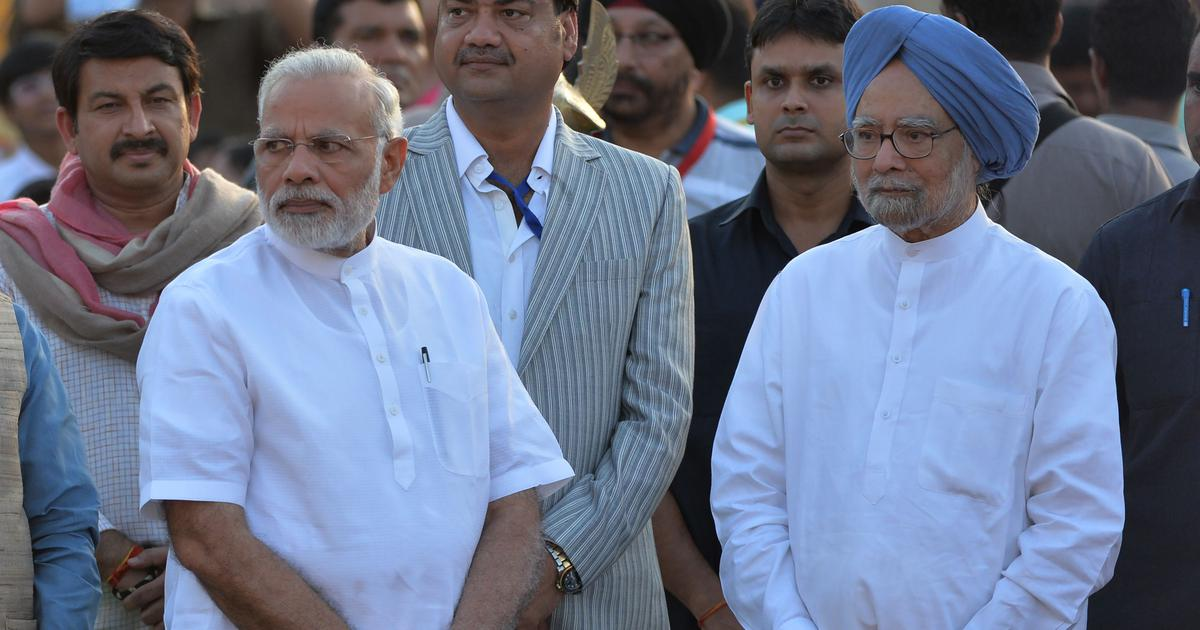 Modi should apologise to Manmohan Singh for remark involving Pakistan during Gujarat polls: Congress