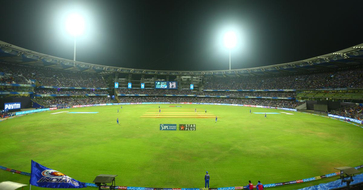 Mumbai Cricket Association unhappy with CoA for shifting India-West Indies ODI to Brabourne Stadium