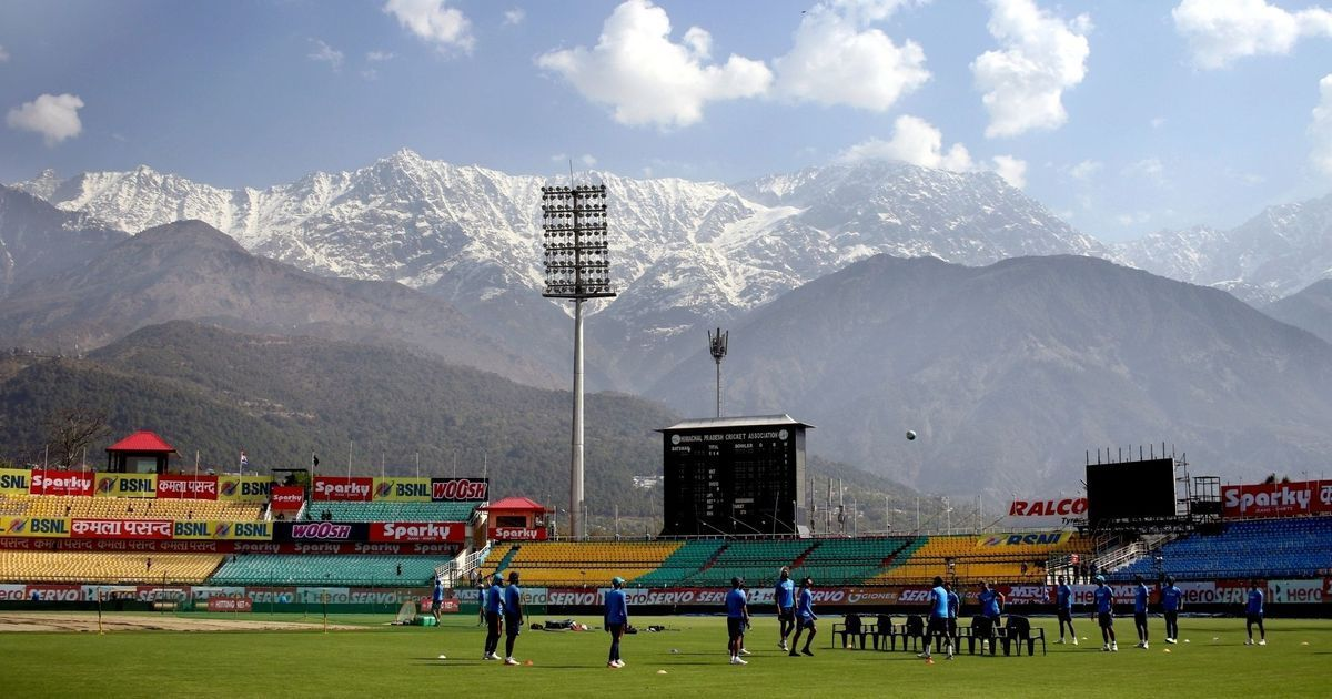 Indian cricket: With Covid-19 situation in HP not severe, is Dharamsala an option for national camp?