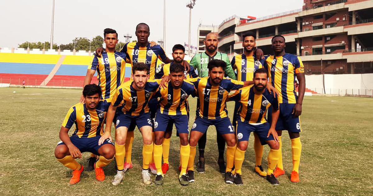 Real Kashmir FC will wear the jerseys of Adidas