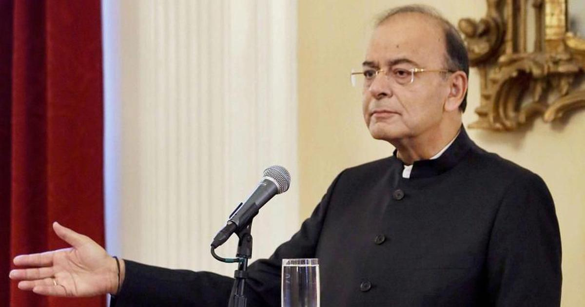 Arun Jaitley returns as finance minister after three-month break post surgery