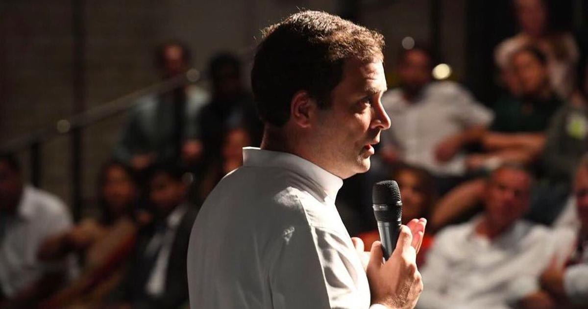 Rafale deal: Rahul Gandhi says Arun Jaitley is trying to 'defend the indefensible'