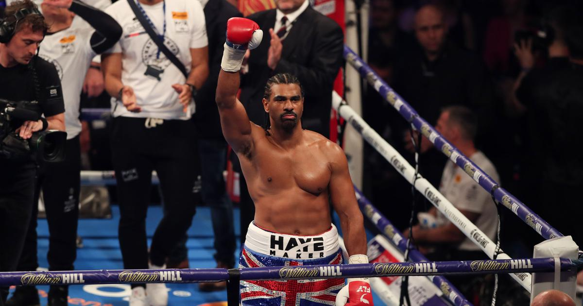 Former heavyweight champion Haye announces retirement