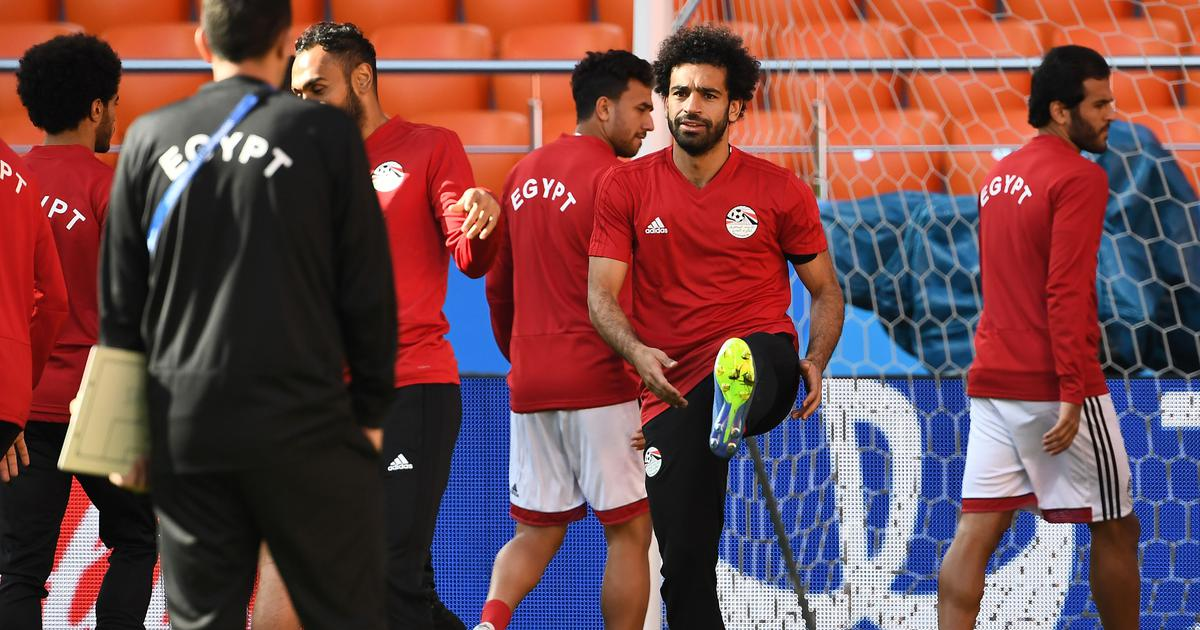 Fifa World Cup: Egypt coach Hector Cuper 'almost 100% certain Mohamed Salah will play' first game