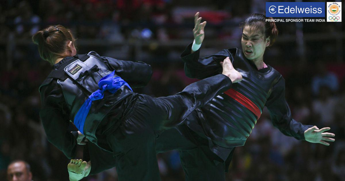 Bias, illegal kick, hole in the wall: Indonesian martial art pencak silat's rocky Asian Games debut