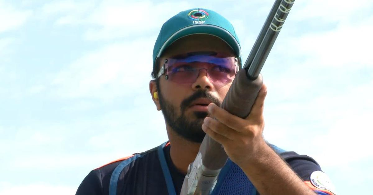 Shooting World C'ship: Gurnihal Singh Garcha wins bronze, team claims silver in junior skeet