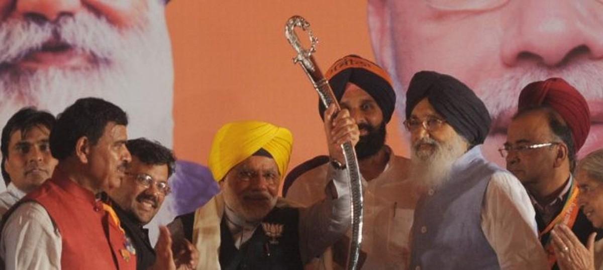 Bracing for three-way fight, Akali Dal-BJP in poll mode in Punjab