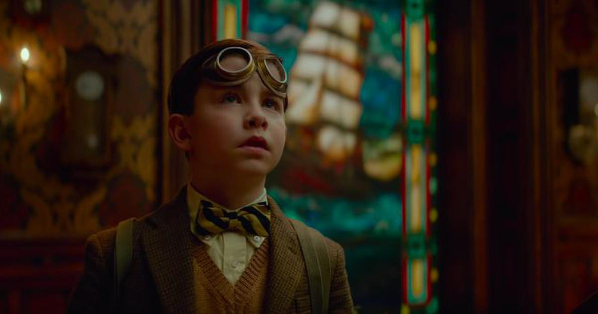 'The House With A Clock In Its Walls' trailer: Jack Black's home is full of secrets