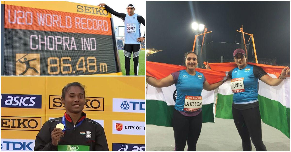 From Seema Antil to Hima Das: India's medal winners at the U-20 Athletics World Championships