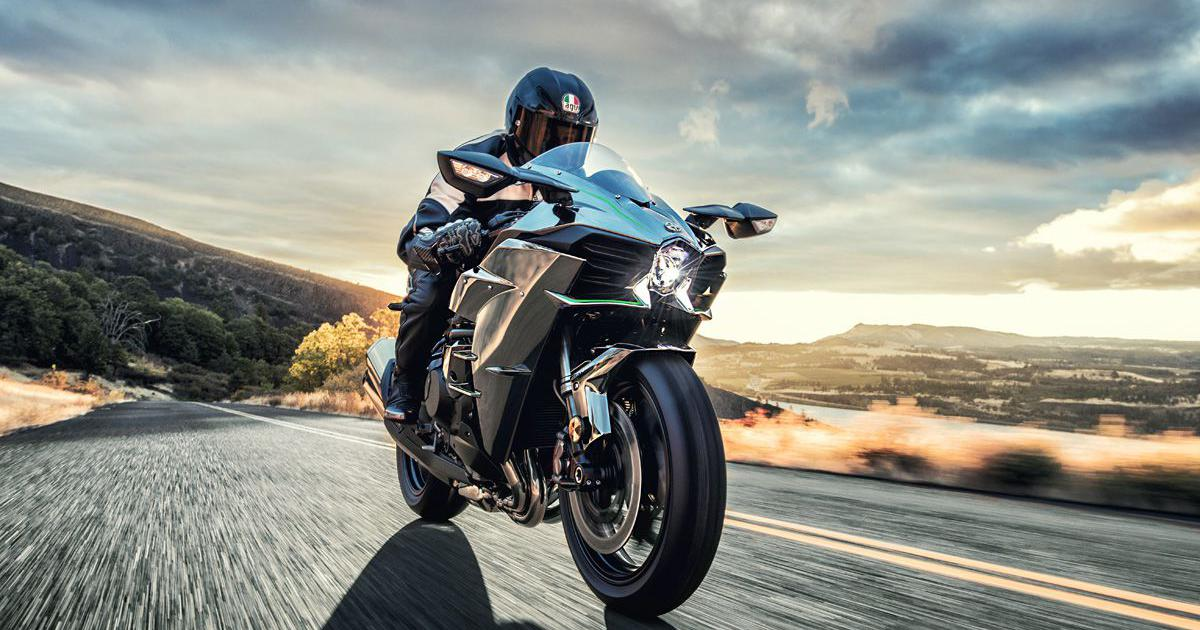 Kawasaki Ninja H2 (2019) upgrade to be most powerful superbike, come with self-healing paint job