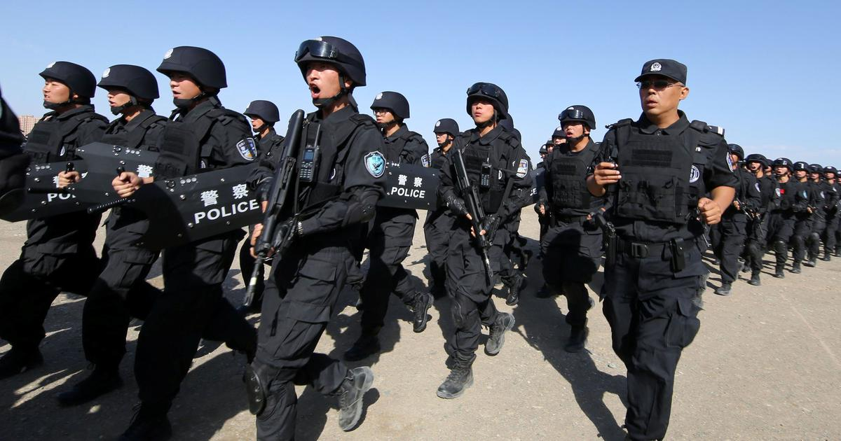 China rejects allegations of detaining one million Uighurs in camps in Xinjiang