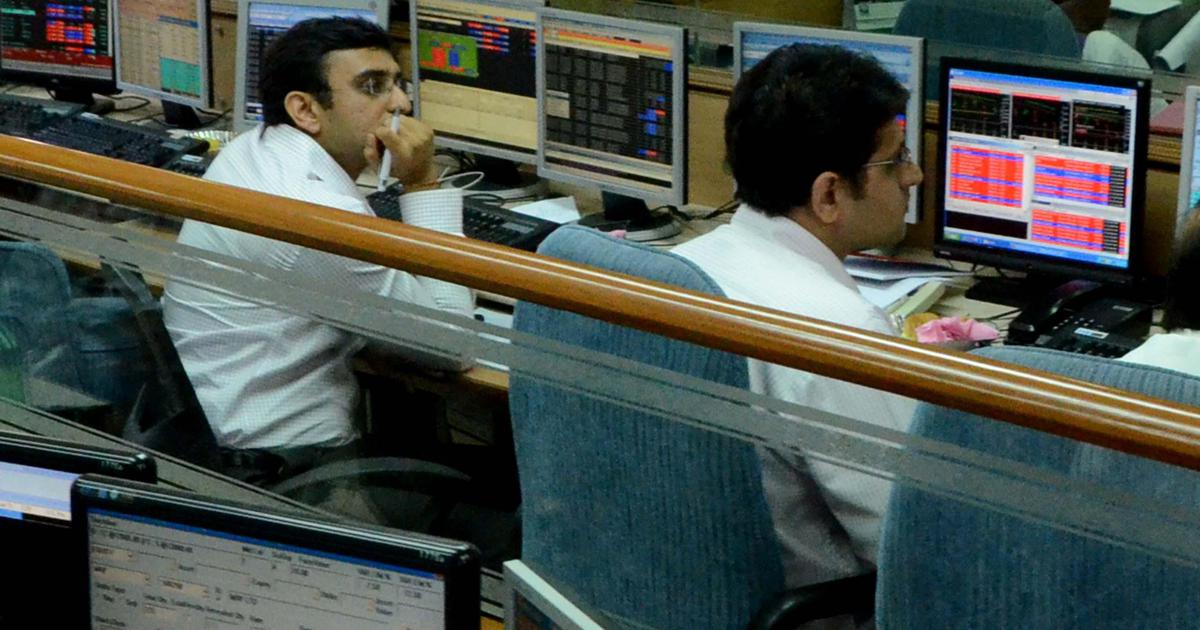 Stock markets decline nearly 2% on exit poll predictions, global cues