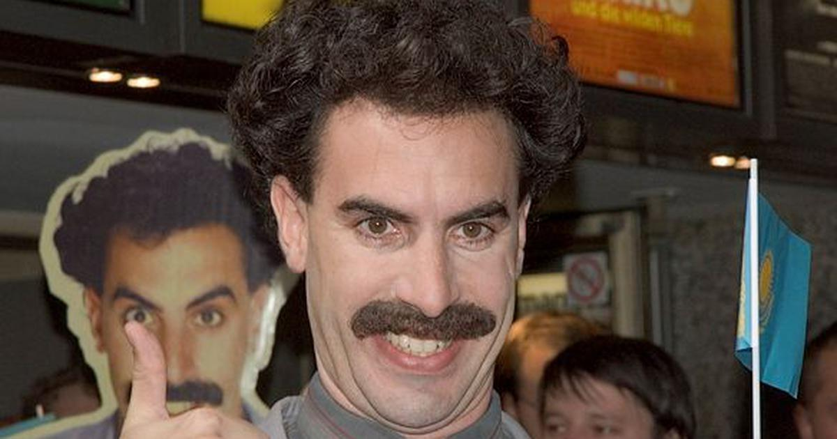 Sacha Baron Cohen of 'Borat' fame hints he'll take on Trump in new TV series