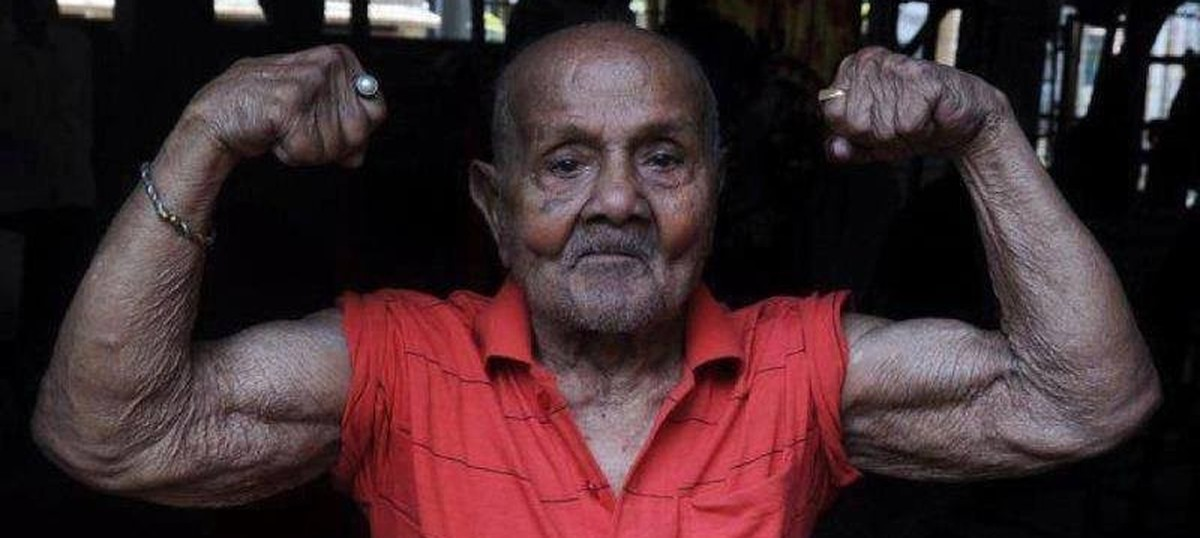 Manohar Aich, independent India's first Mr Universe, dies at 102