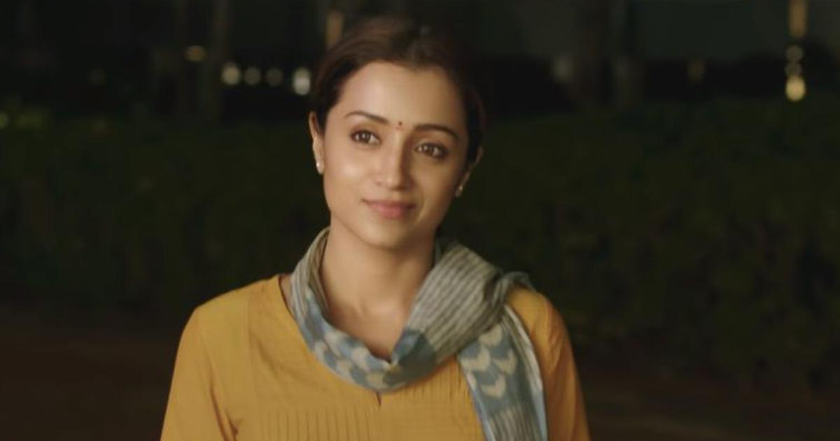 Listen: Trisha calls out to love in 'Kaathalae Kaathalae' from Vijay Sethupathi-starrer '96'