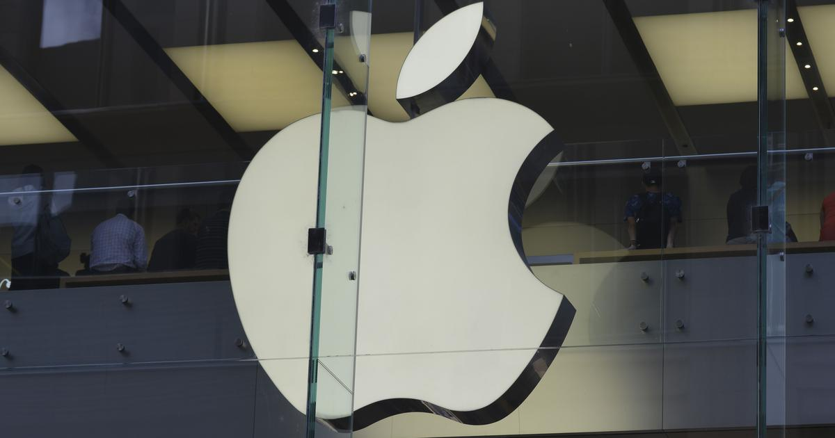 Apple becomes world's first private sector company worth $1 trillion