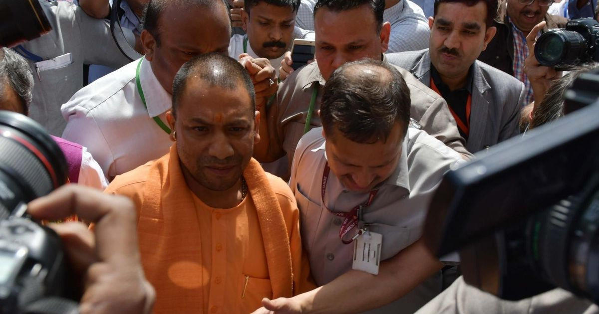 In 8 years of Parliament, Yogi Adityanath's favourite debate topic was Hindu affairs