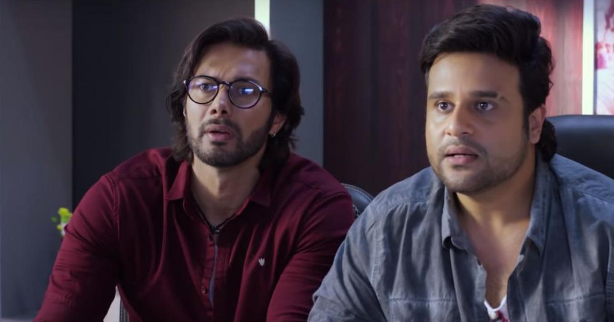 'Teri Bhabhi Hai Pagle' trailer: Krushna Abhishek is a bratty hero in this comedy