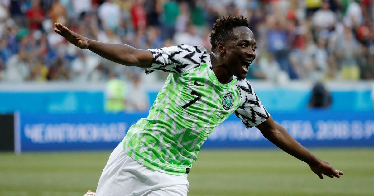 Scoring vs Argentina isn t difficult   Nigeria s Musa confident of  trumping Messi in do-or-die game 0c9f8830a7fb6