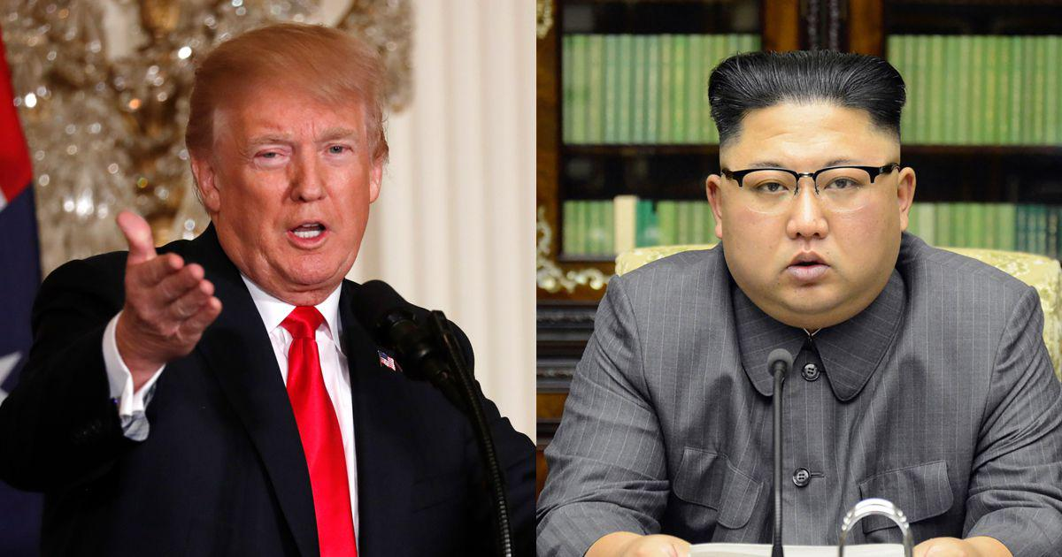Donald Trump will meet Kim Jong-un in Singapore on June 12, confirms White House