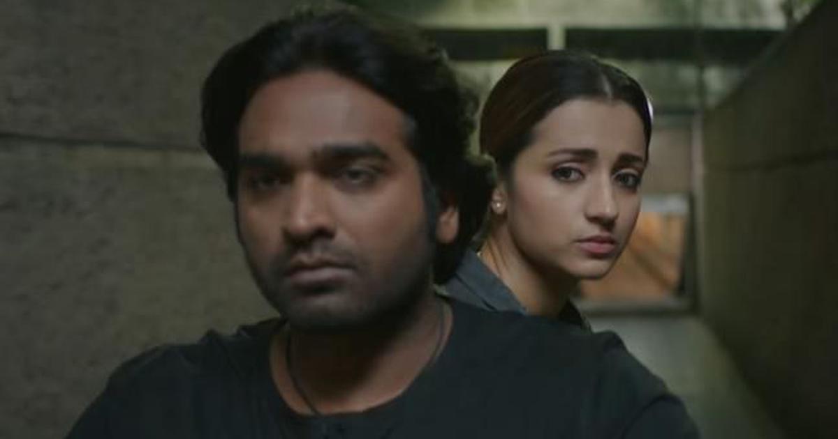 Childhood lovers reunite in the trailer of Trisha-Vijay Sethupathi starrer '96'