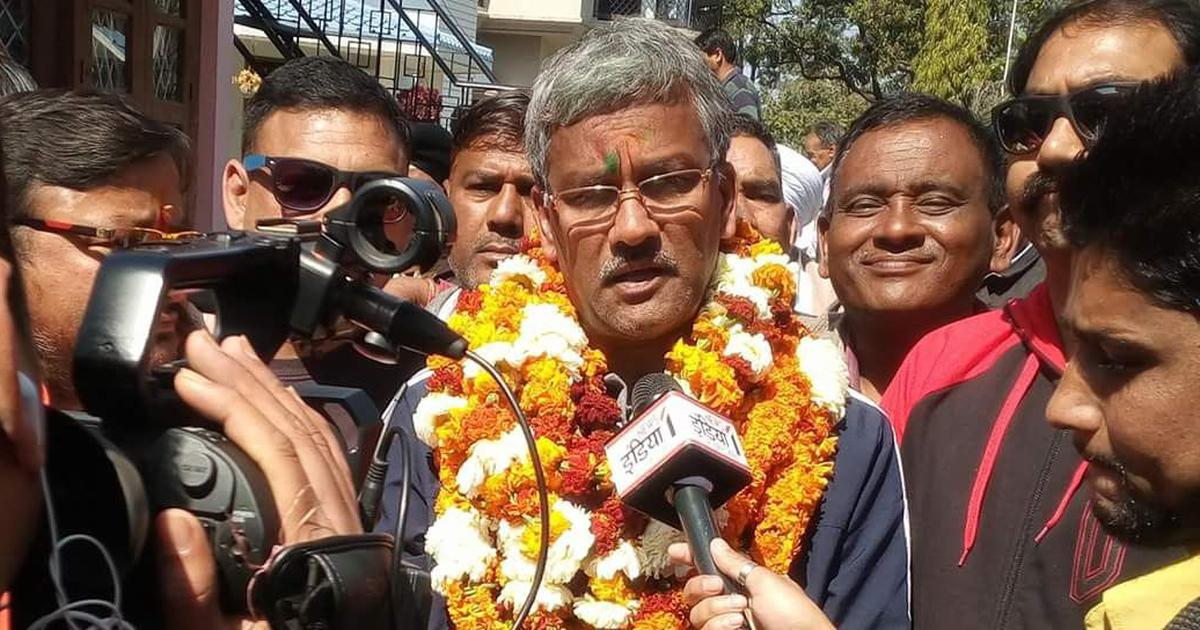 उत्तराखंड में सभी बूचड़खानों के लाइसेंस रद्द होंगे : त्रिवेंद्र सिंह रावत