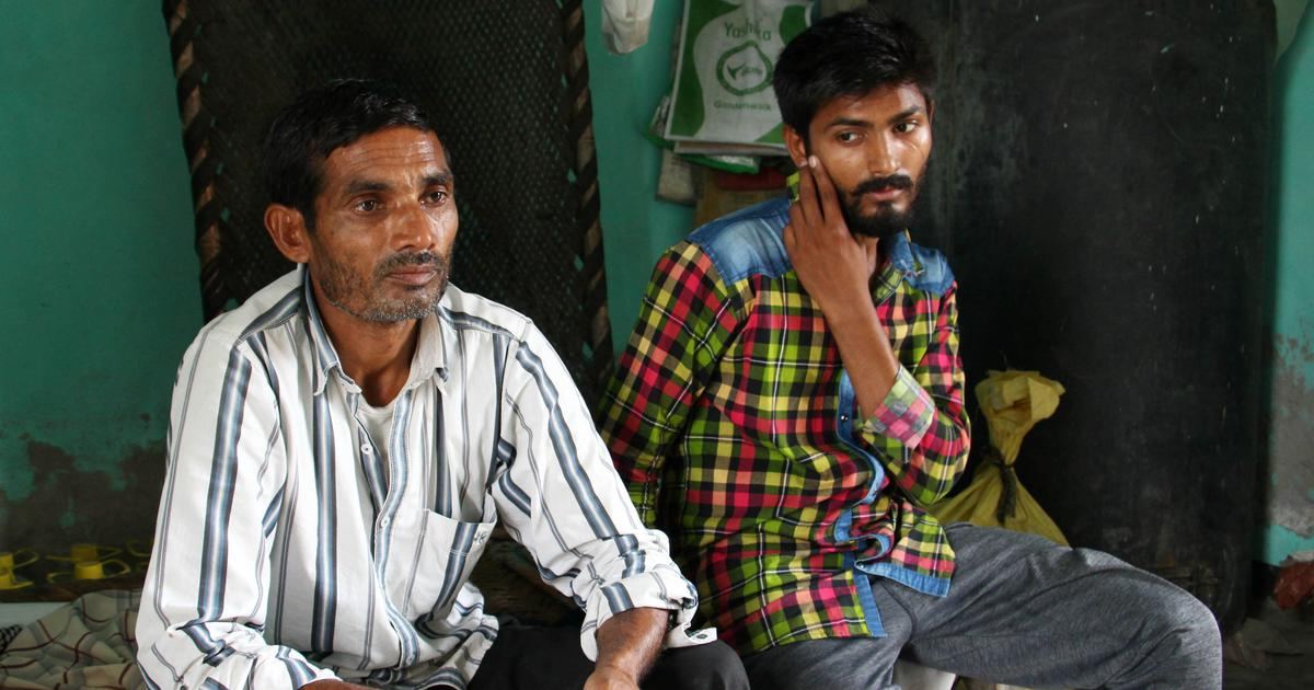 In one Haryana village, a dispute about shelter in a cemetery reveals fragility of Hindu-Muslim ties