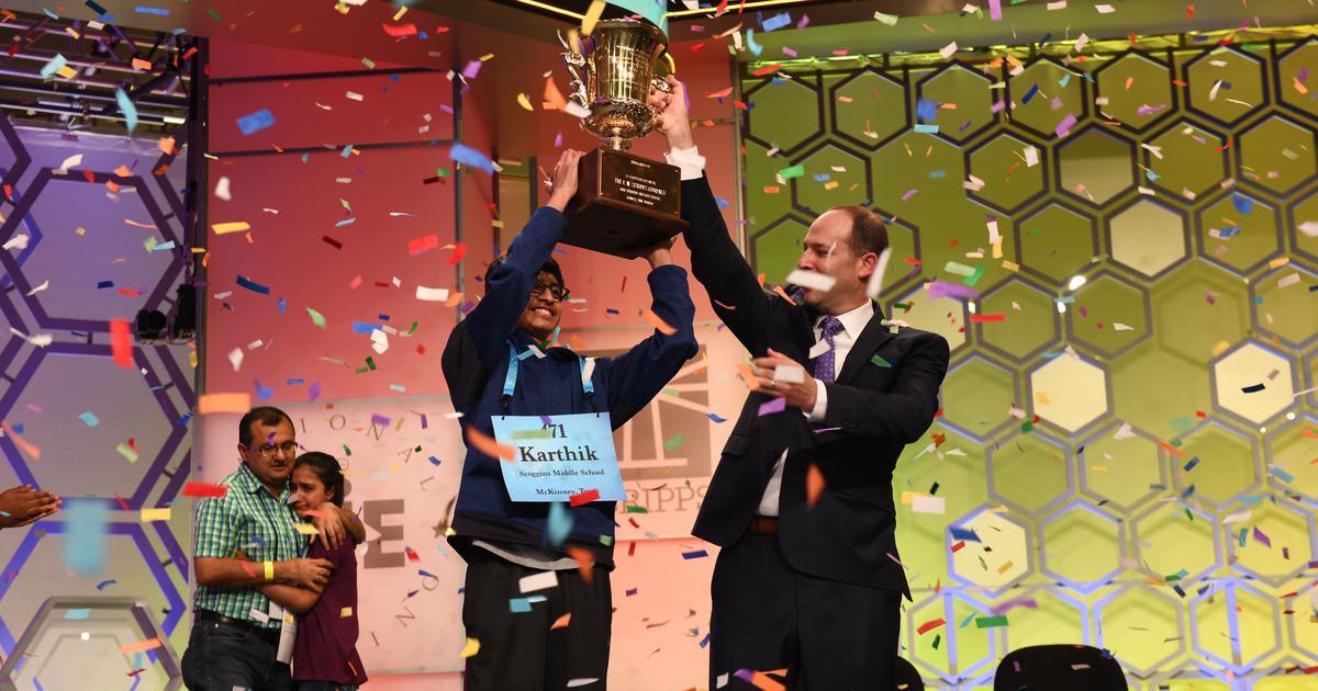 US: Indian-origin teen wins Scripps National Spelling Bee