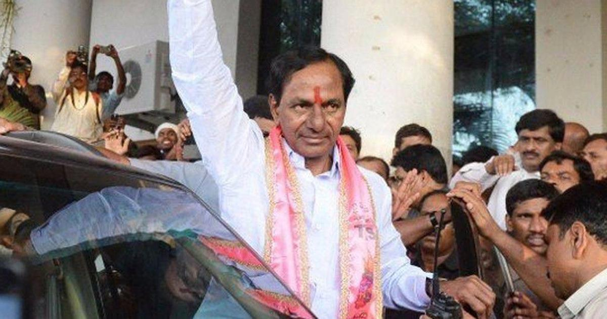 Congress accuses K Chandrasekhar Rao of helping BJP by trying to keep it out of Opposition alliance