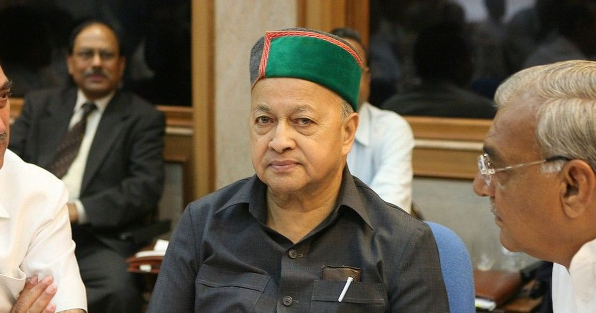 SC gives ex-Himachal Pradesh CM Virbhadra Singh 4 weeks to reply to CBI plea in illegal assets case