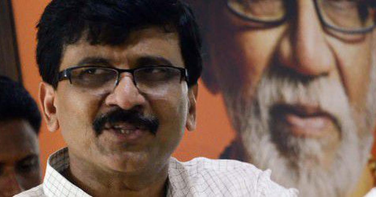 शिव सेना ने संजय राउत को संसदीय दल का नेता नियुक्त किया