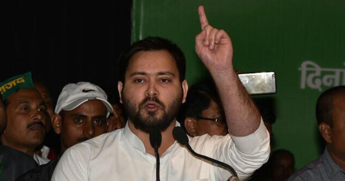 Tejashwi Yadav says he invited former BJP ally Upendra Kushwaha to join 'grand alliance'