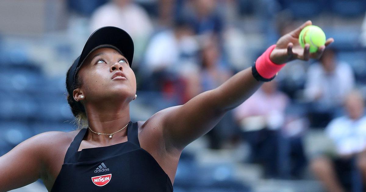 अमेरिकी ओपन के फाइनल में पहुंची नाओमी ओसाका ने कहा - सेरेना विलियम्स के खिलाफ खेलना एक सपना था