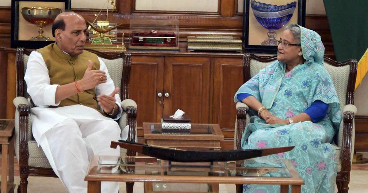 क्या भारत ने बांग्लादेश को पहले ही आश्वस्त किया था कि अवैध बांग्लादेशी वापस नहीं भेजे जाएंगे?