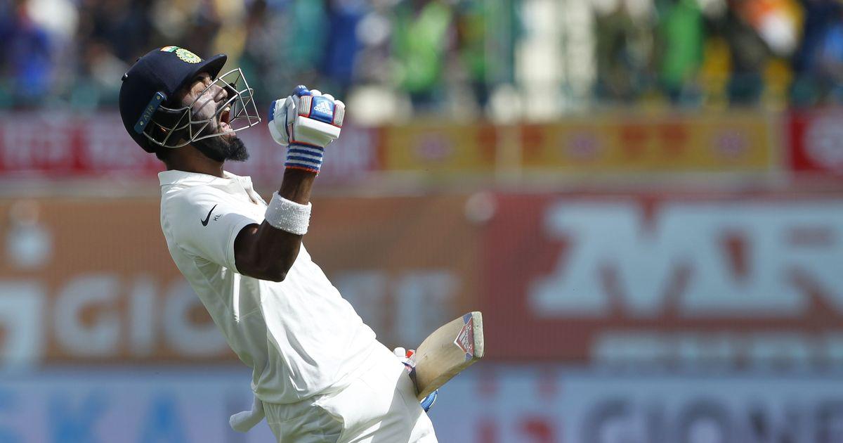 भारत ने ऑस्ट्रेलिया को हराकर लगातार सातवीं टेस्ट सीरीज जीती