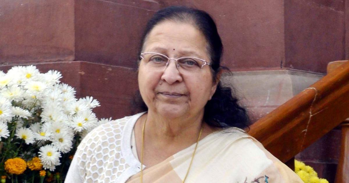 Election watch: BJP replaces Sumitra Mahajan with Shankar Lalwani in Indore