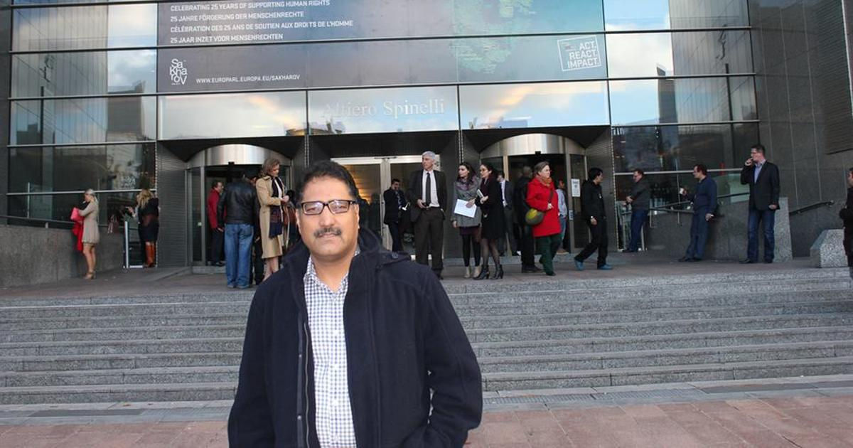 Just in: Rising Kashmir editor, Shujaat Bukhari shot
